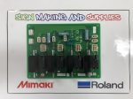 Mimaki UJV HEATER JUNCTION BOARD